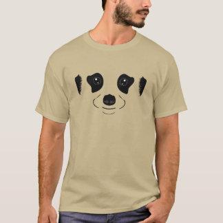Meerkat face silhouette T-Shirt