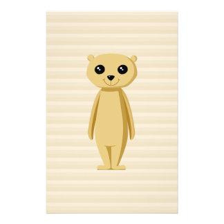 Meerkat. Flyer