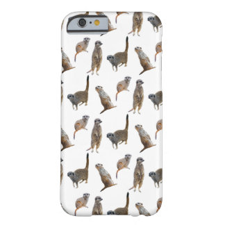 Meerkat Frenzy iPhone 6 Case (choose colour)