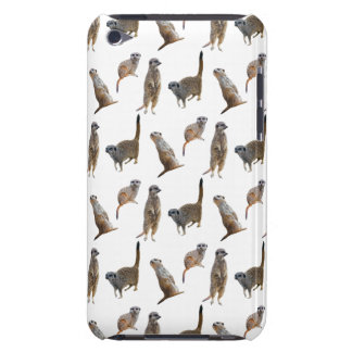 Meerkat Frenzy iPod Touch Case (choose colour)