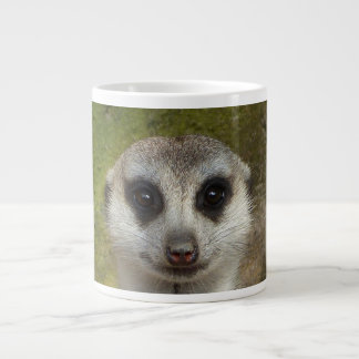 Meerkat Giant Coffee Mug