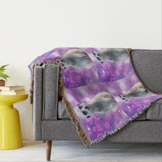 Meerkat,_Glitter_Ball,_Throw_Blanket