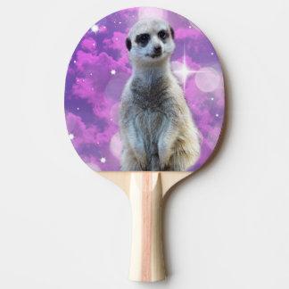 Meerkat  Glitter Bomb, Ping Pong Paddle