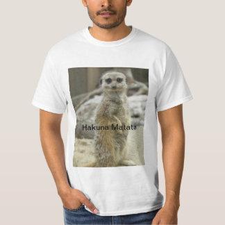 Meerkat Hakuna Matata T-Shirt