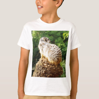 Meerkat_High_Views,_ Tee Shirt