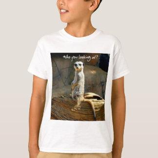 Meerkat Humours T-shirt