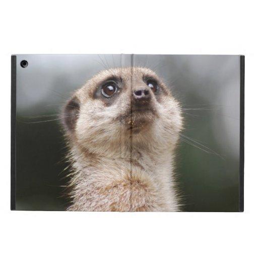 Meerkat iPad Air Cover