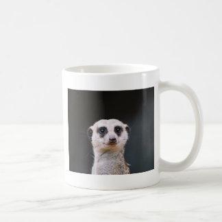 Meerkat Lookout coffee mug