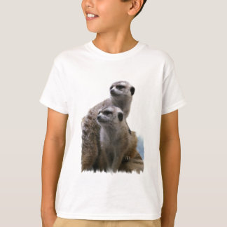 Meerkat Pair Kid's T-Shirt