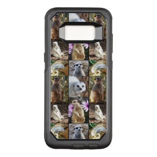 Meerkat Photo Collage, Samsung Galaxy S8 Case.