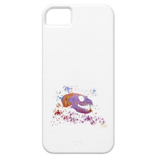 Meerkat Skull Barely There iPhone 5 Case