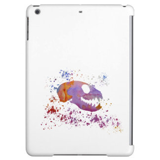 Meerkat Skull iPad Air Case