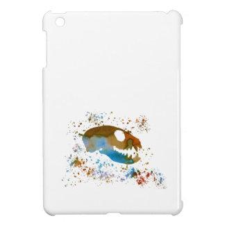 Meerkat Skull iPad Mini Cases