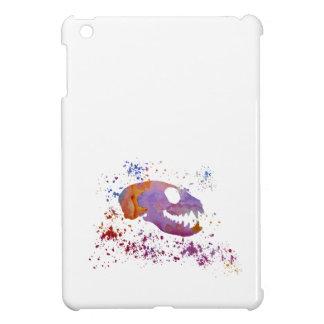Meerkat Skull iPad Mini Cover