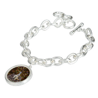 Meerkat Twinkle Stars, Charm Bracelet