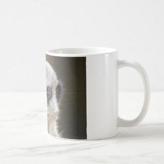 Meerkat Up Close Coffee Mug