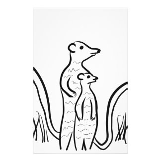 Meerkats Stationery