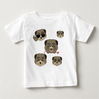 Meerket expressions baby T-Shirt