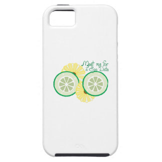 Meet for a Spa Date iPhone 5 Cases