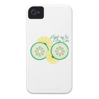 Meet for a Spa Date iPhone 4 Case