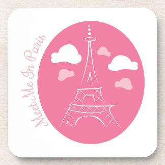 Meet In Paris Coasters