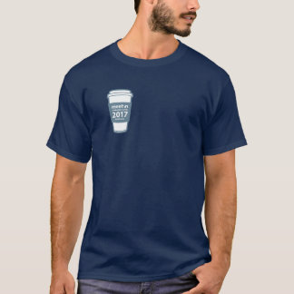 Meet-in Seattle 2017 coffee cup T-Shirt