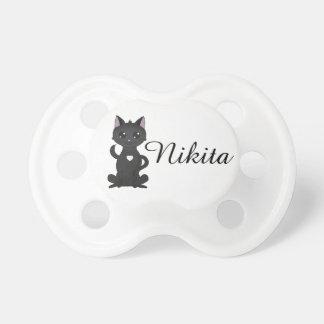 Meet Jolia the Cat Pacifiers