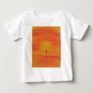 Meet Me At The Cross Baby T-Shirt