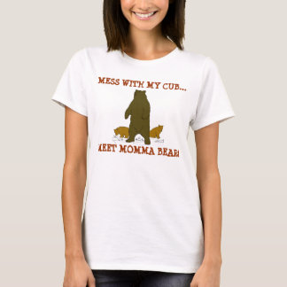 Meet Momma Bear T-Shirt