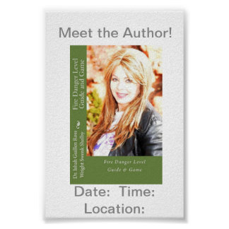 Meet the Author! Poster