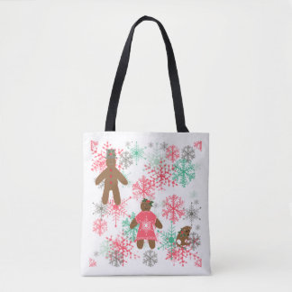Meet the Gingers! Christmas Tote Bag
