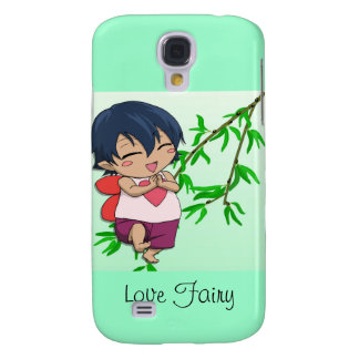 Meet the Love Fairy Samsung Galaxy S4 Cases