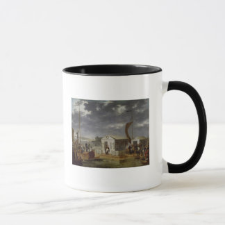 Meeting between Napoleon Bonaparte Mug
