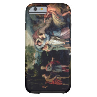 Meeting of Jacob and Laban with Rachel, Leah and S Tough iPhone 6 Case