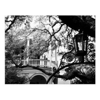 Meeting Street Porch Postcard