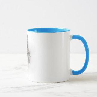 Meg the kitten mug