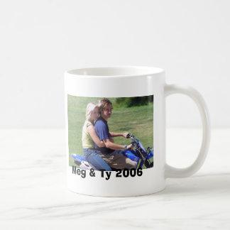 Meg & Ty 2006 Coffee Mug