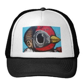 Mega Angry Bird Cap