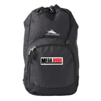 Mega Dude Backpack