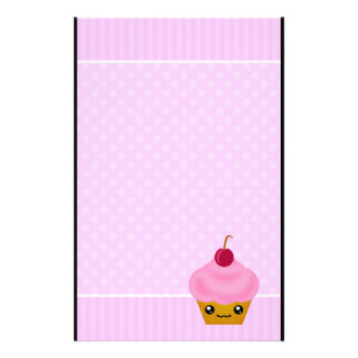 Mega Kawaii Cupcake Sweet Stationery