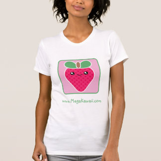 Mega Kawaii Strawberry T-Shirt Promotional