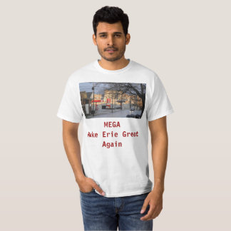 MEGA Make Erie Great Again T-Shirt