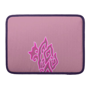 Mega Mendung Laptop Case Sleeve For MacBook Pro