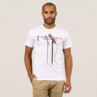 Mega Noise Maker Karaoke Microphone T-Shirt