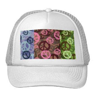 Mega Peace Signs Hat