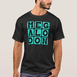 Megalodon, Extinct Species of Shark T-Shirt
