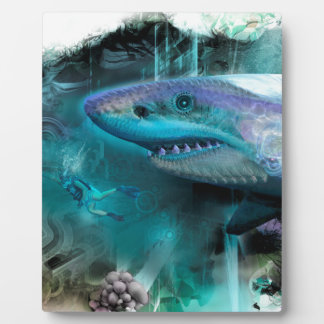 Megalodon Plaque