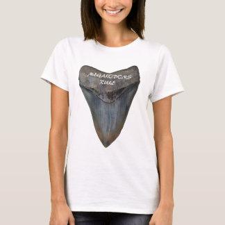 Megalodon Shark Tooth T-Shirt