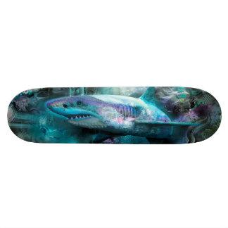 Megalodon Skate Deck
