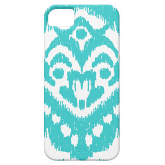 Megan Adams Zig Zag Ikat- turquoise iPhone 5 Covers